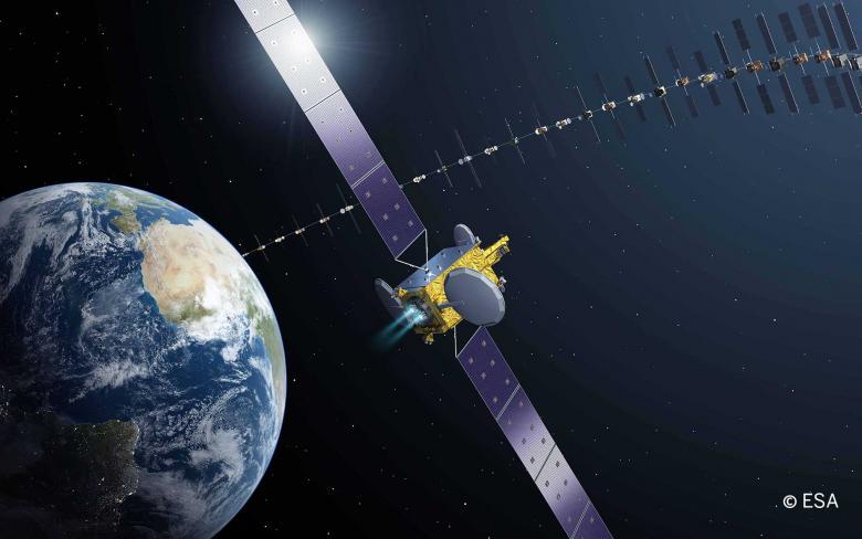 SENER diseña los mecanismos de montaje de Electra, el primer satélite comercial europeo con propulsión eléctrica