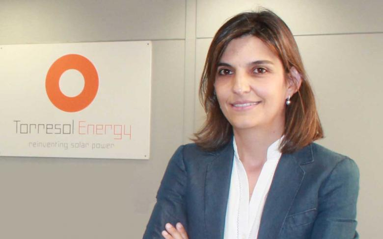 Elena Gómez, new Chief Financial Officer of the Torresol Energy Group