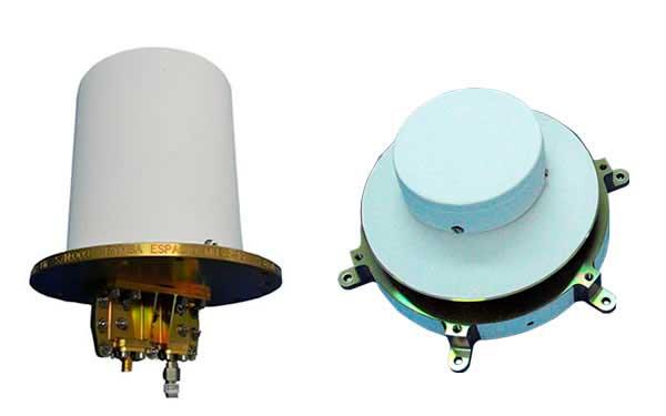 Antenas de hélice y de parche