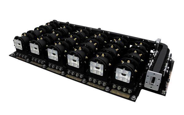 Ku Band Output Multiplexers