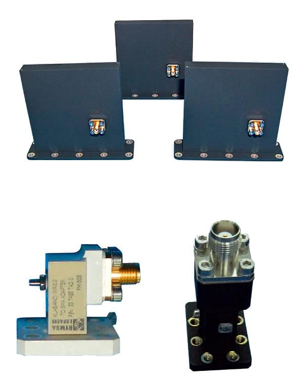 Waveguide to Coaxial Adapters