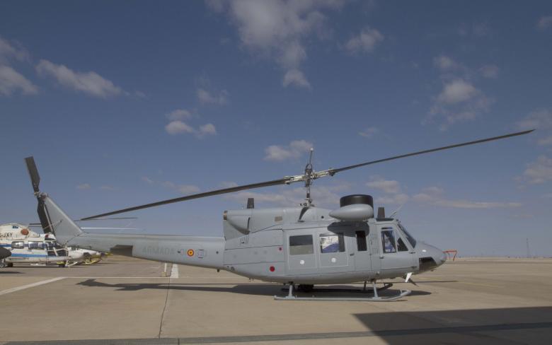 Programa de modernización de los helicópteros AB-212 de la Armada española (PEVH AB-212)