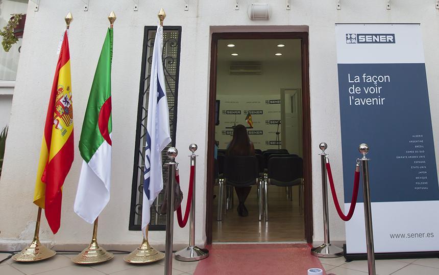 Apertura de oficina en Argel (Argelia)
