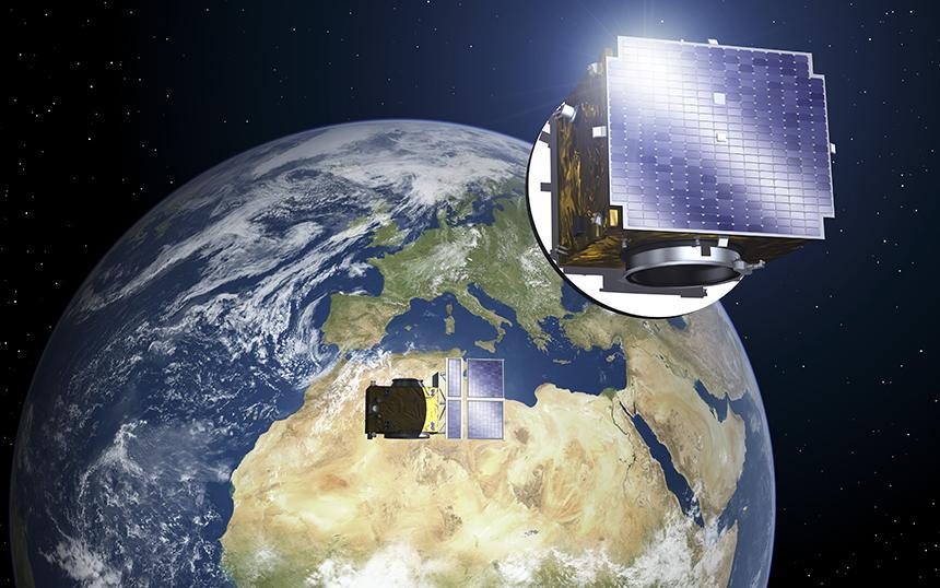 SENER es contratista principal de una misión espacial