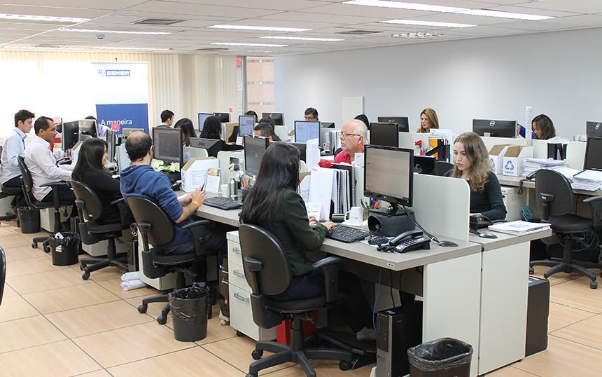 Apertura de oficina en São Paulo (Brasil)