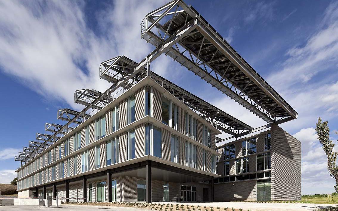 Inauguración de la nueva sede de SENER en Cataluña