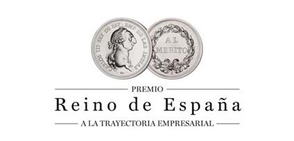 Premio Reino de España a la Trayectoria Empresarial