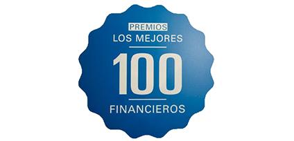 Ranking '100 mejores financieros' de Actualidad Económica