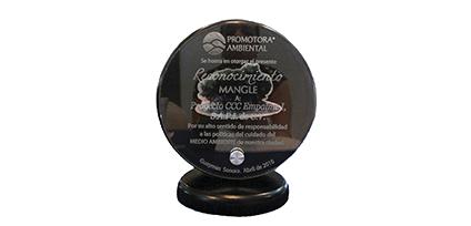 Premio Mangle de Responsabilidad Social Empresarial Ambiental