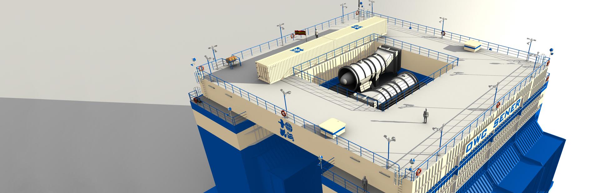 Fournisseur de solutions de pointe en énergie houlomotrice