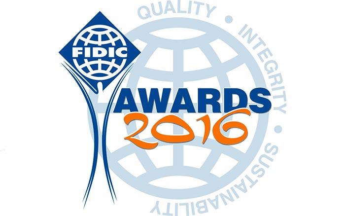 Premio FIDIC en la categoría 'Award of Merit'