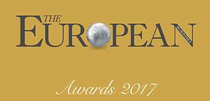 Premio 'The European' a la Mejor Compañía de Infraestructuras y Transporte