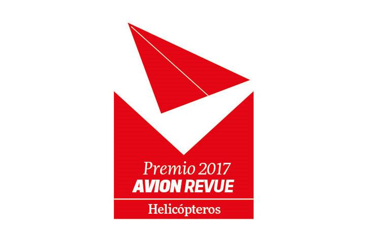 Premio Avion Revue 2017 en la categoría de 'Helicópteros'