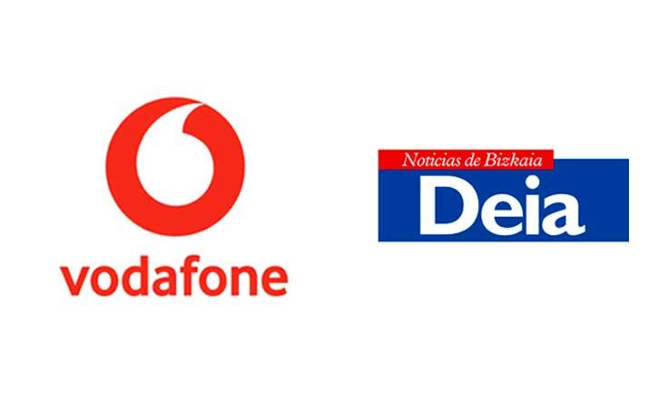 Premios Vodafone Deia Innovation Sariak 2018 en la categoría Revolución Tecnológica