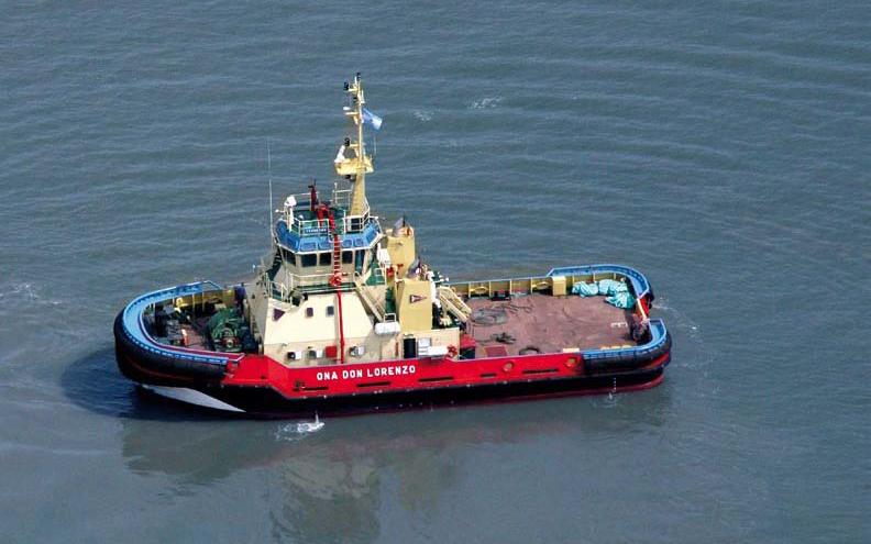 "ASD Tug 55t BP ""ONA Don Lorenzo"""