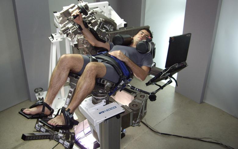 Sistema para la investigación de la atrofia muscular y ejercitación (MARES)