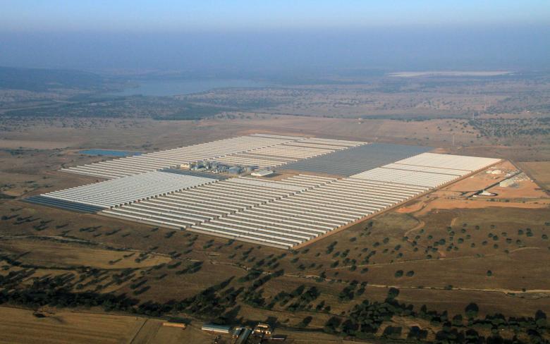 Casablanca, planta CCP de 50 MWe 2