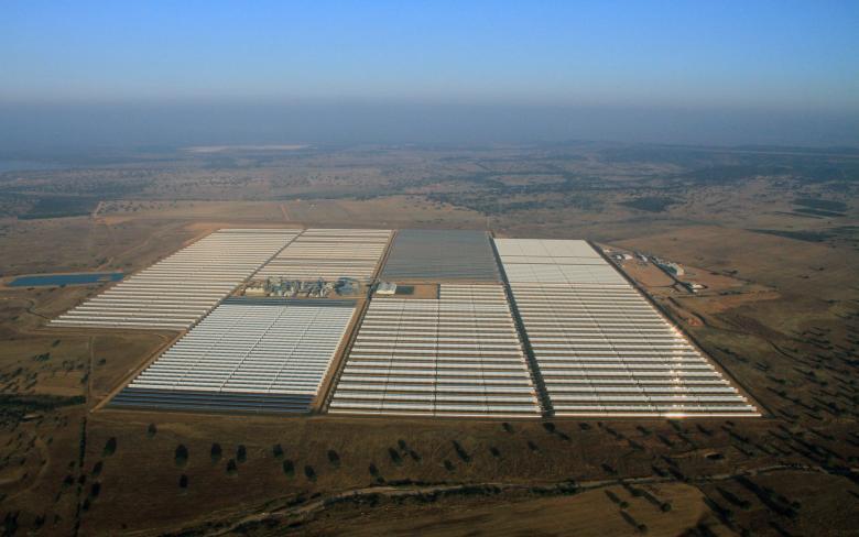 Casablanca, planta CCP de 50 MWe 3