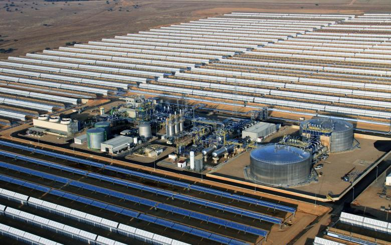 Casablanca, planta CCP de 50 MWe 4