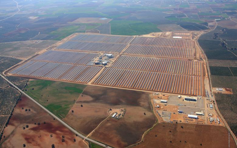 La Africana, planta CCP de 50 MWe