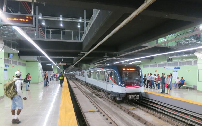 SENER Infraestructuras y transporte Metro de Panamá Línea 1