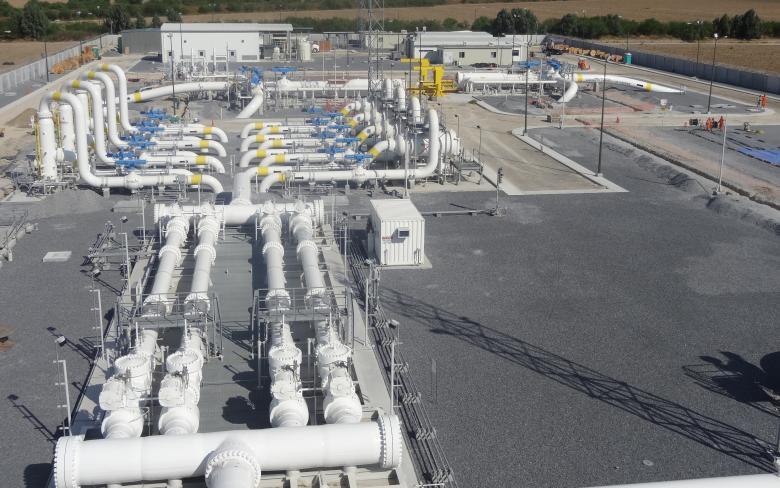 Gasoducto Los Ramones – Fase I