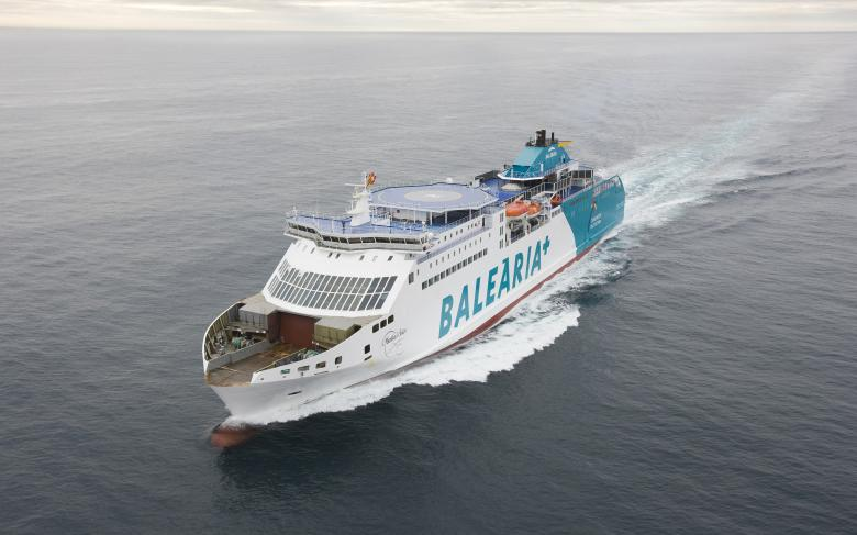 "Ferry 990 passengers ""Martin i Soler"""