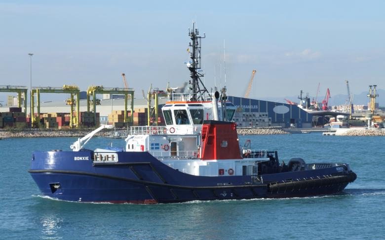 """Voith Tractor Tug 70t BP """"Solan"""""""