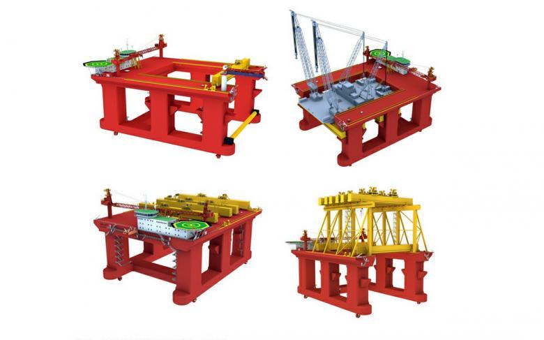 Plataforma multipropósito 'GM Constructor'