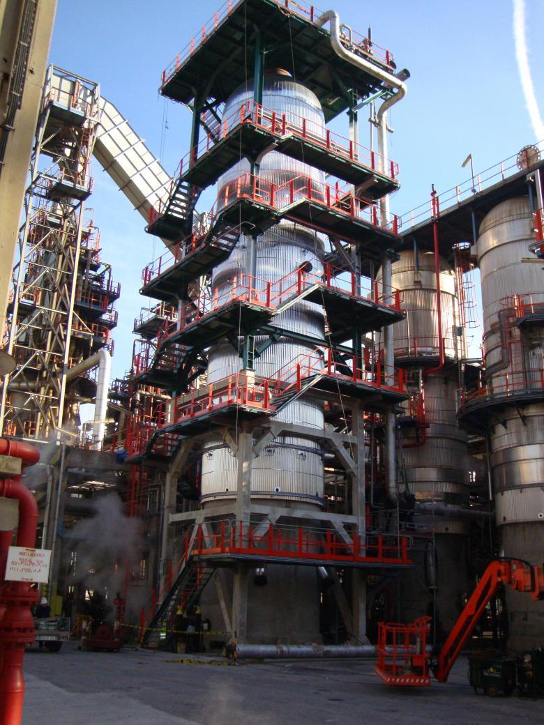 Nuevas unidades para reducir la producción de fuel oil