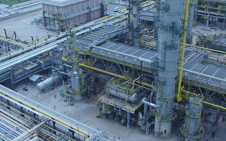 Unidad de isomerización U-618 para la refinería de Repsol T-46