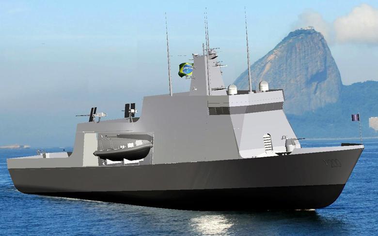 Brazilian Navy. FORAN