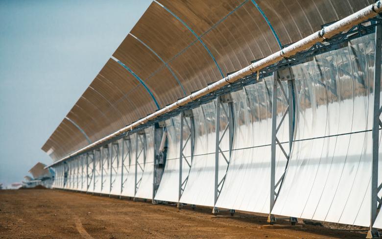Video NOORo complejo solar