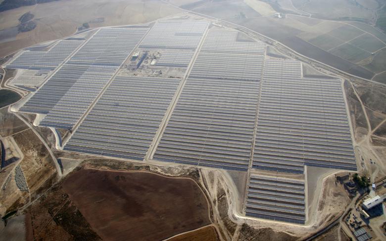 Villena, Planta CCP de 50 MWe
