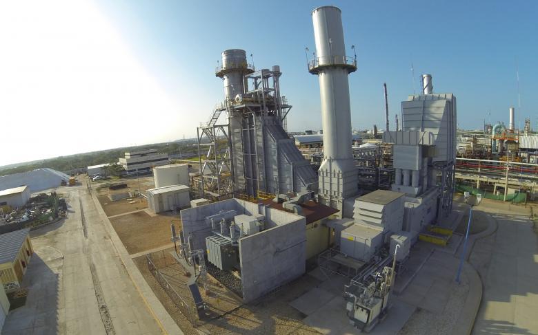 Cydsa Cogeneration Plant