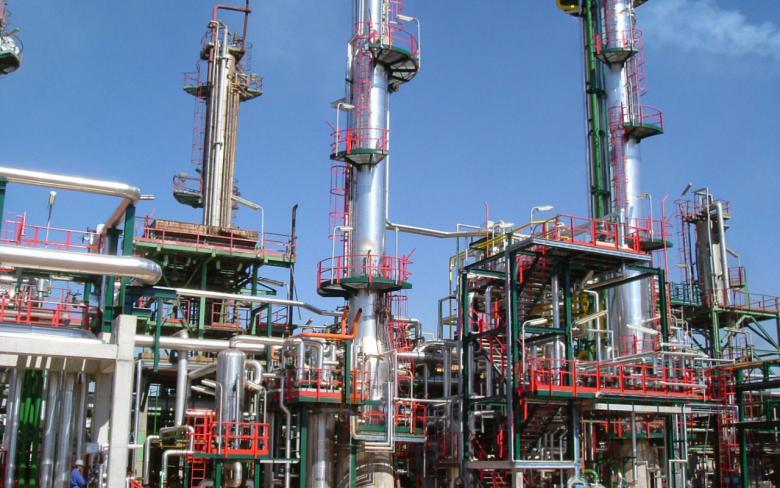 Mild hydrocracker para la refinería de Repsol - 2P42