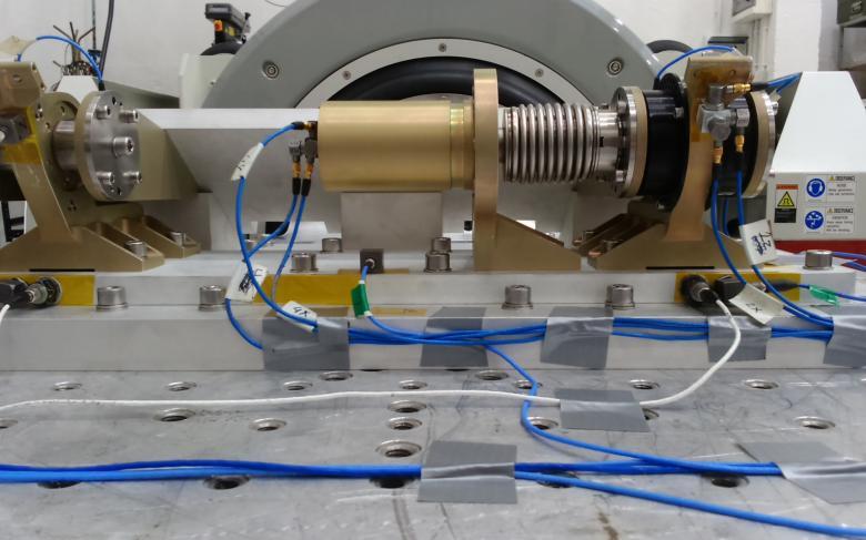 Solar Array Deployment Mechanism
