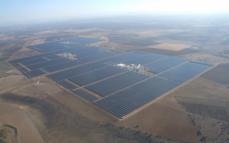Extresol solar heating plant a turnkey project in Extremadura