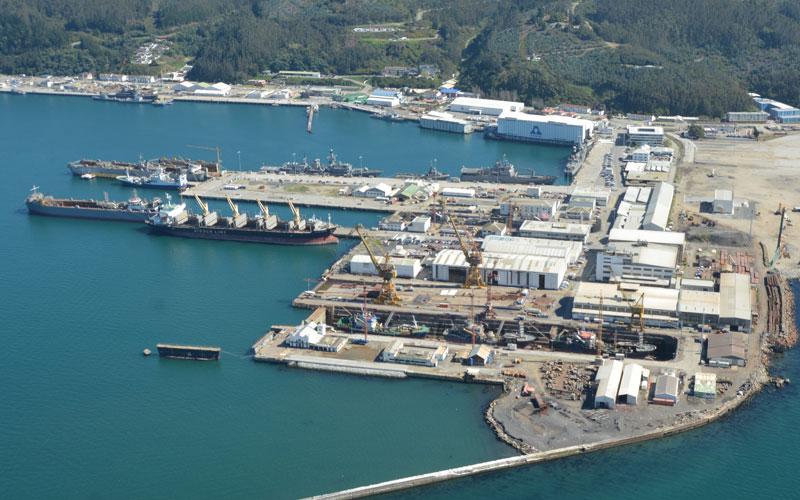 CHILE - Astilleros y Maestranzas de la Armada
