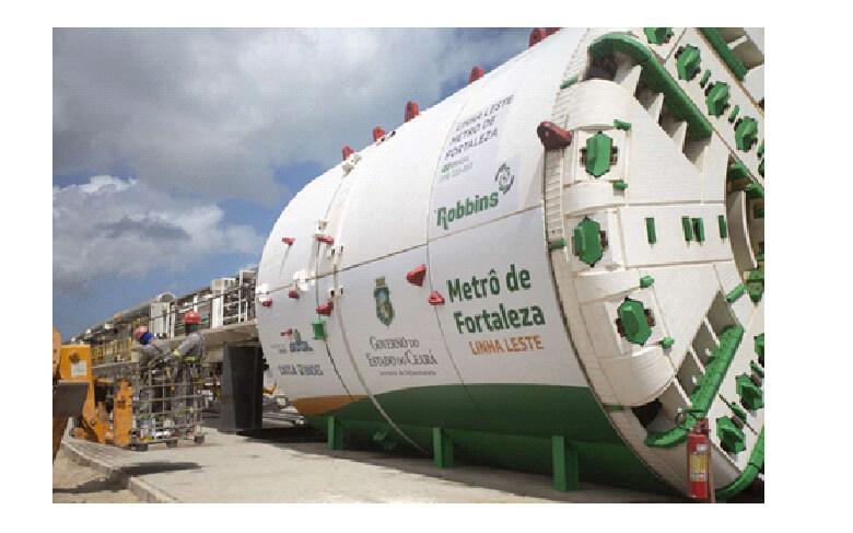 Executive Project of the Fortaleza Metro (Brazil)