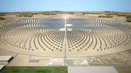 Torresol Energy consigue 171 millones de euros para financiar Gemasolar