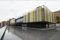 El edificio Equipamiento de San Roque, proyectado por SENER, recibe el Premio COAVN de Arquitectura 2010