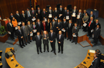 SENER receives the EFR Certificate for reconciliation and equality