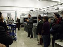 COMPOLAB: Composite materials laboratory for aeronautics at Terrassa