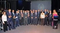 SENER recibe el Premio a la Mejor Obra Pública del Colegio de Ingenieros de Caminos, Canales y Puertos por el proyecto de la Estación de Sol