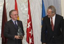 SENER recibe el premio Miguel Pardo 2009 en la categoría de Tenología e Innovación