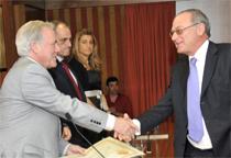 Eduardo Serrano Sanz obtiene la Medalla al Mérito Profesional que otorga el Colegio de Ingenieros de Caminos, Canales y Puertos