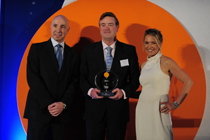 SENER wins the final prize in the European Business Awards thanks to the Gemasolar plant