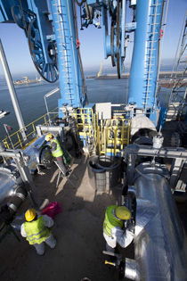 Gate terminal, a SENER project, wins the Liquefied Natural Gas Project of the Year