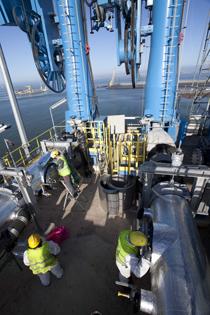 Gate terminal, un proyecto de SENER, gana el Premio al Proyecto de Gas Natural Licuado del Año